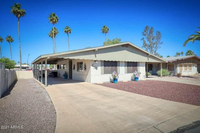 462 S 80TH Place, Mesa, AZ 85208 (MLS #6244747) :: RE/MAX Desert Showcase