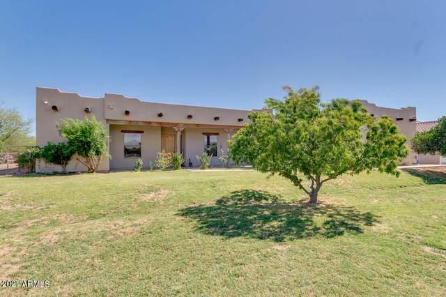 3947 E Sunnydale Drive, Queen Creek, AZ 85142 (MLS #6244817) :: Conway Real Estate
