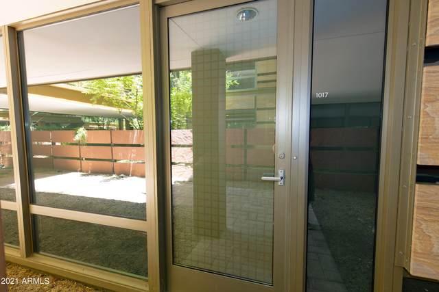 7151 E Rancho Vista Drive #1017, Scottsdale, AZ 85251 (MLS #6244855) :: CANAM Realty Group