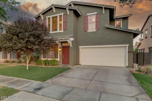4337 E Vaughn Avenue, Gilbert, AZ 85234 (MLS #6244863) :: Yost Realty Group at RE/MAX Casa Grande