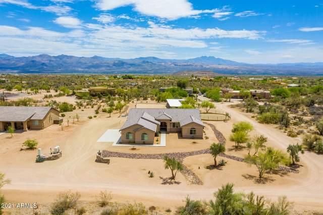 27011 N 158th Street Lot B, Scottsdale, AZ 85262 (MLS #6244870) :: Conway Real Estate