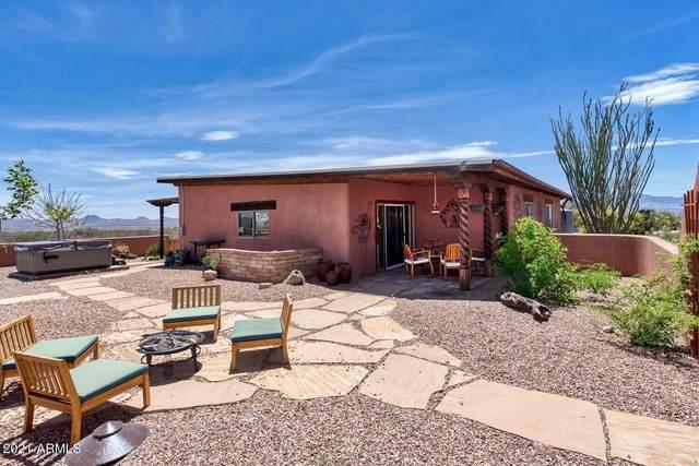 776 S Via Liberacion, Bisbee, AZ 85603 (MLS #6244892) :: Executive Realty Advisors