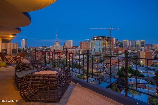 805 N 4TH Avenue Ph2, Phoenix, AZ 85003 (MLS #6244910) :: The Carin Nguyen Team
