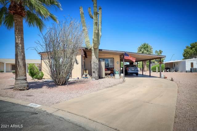 8140 E Crescent Circle, Mesa, AZ 85208 (MLS #6244925) :: RE/MAX Desert Showcase