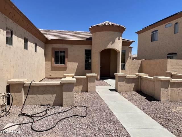 25232 W Parkside Lane, Buckeye, AZ 85326 (MLS #6244930) :: Yost Realty Group at RE/MAX Casa Grande