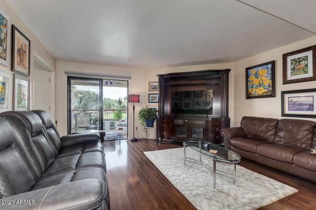 9355 N 91ST Street #234, Scottsdale, AZ 85258 (MLS #6244961) :: Synergy Real Estate Partners