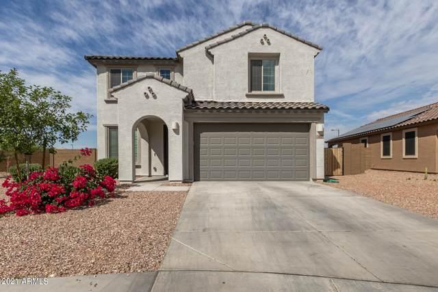 492 S 201ST Lane, Buckeye, AZ 85326 (MLS #6244971) :: Klaus Team Real Estate Solutions