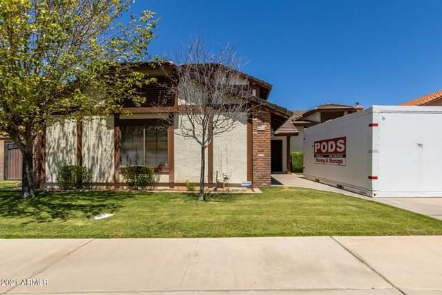 1309 N Pebble Beach Drive, Gilbert, AZ 85234 (MLS #6244998) :: Yost Realty Group at RE/MAX Casa Grande
