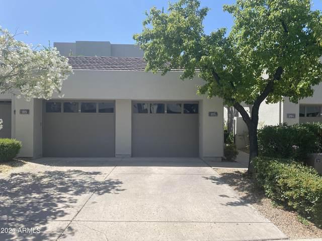7700 E Gainey Ranch Road #105, Scottsdale, AZ 85258 (MLS #6245031) :: Klaus Team Real Estate Solutions