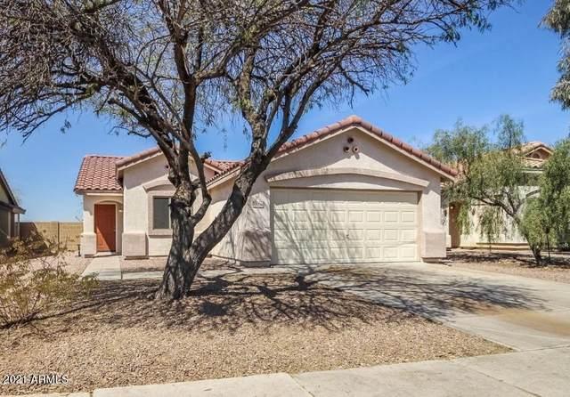 15716 N 138TH Lane, Surprise, AZ 85374 (MLS #6245034) :: Conway Real Estate