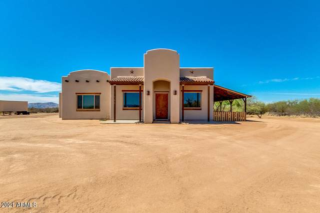 27616 N 254TH Avenue, Wittmann, AZ 85361 (MLS #6245038) :: Executive Realty Advisors
