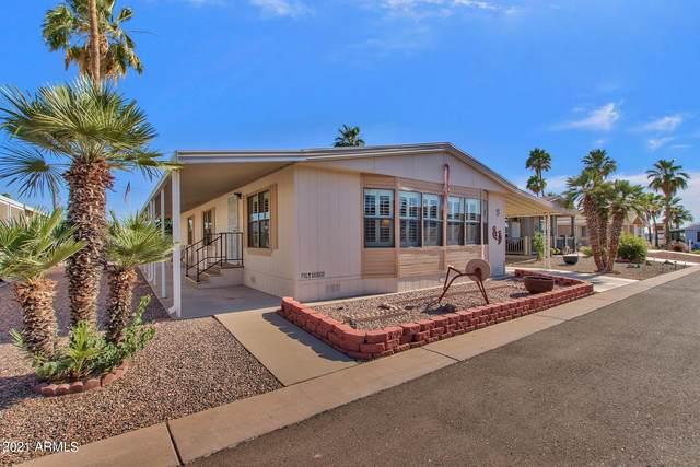 9302 E Broadway Road #5, Mesa, AZ 85208 (MLS #6245046) :: Arizona Home Group
