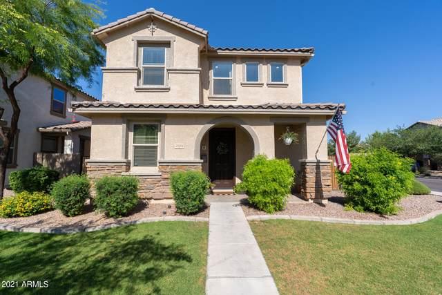 2884 S Hansen Drive, Gilbert, AZ 85295 (MLS #6245071) :: Arizona Home Group