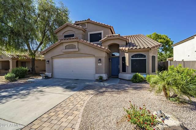 4910 E Augusta Avenue, Chandler, AZ 85249 (MLS #6245073) :: Lucido Agency