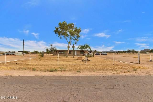 51607 W Julie Lane, Maricopa, AZ 85139 (MLS #6245085) :: Hurtado Homes Group