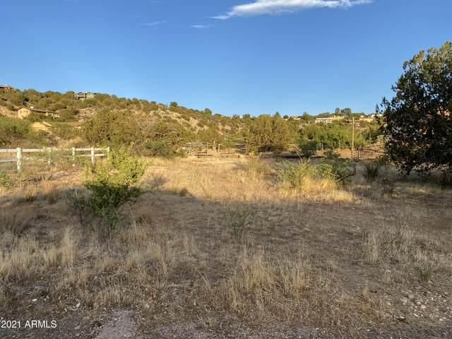 4885 N Teepee Terrace, Rimrock, AZ 86335 (MLS #6245101) :: Devor Real Estate Associates