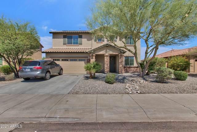 413 S 163RD Lane, Goodyear, AZ 85338 (MLS #6245111) :: Yost Realty Group at RE/MAX Casa Grande