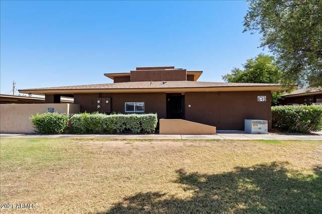 2533 W Hazelwood Street #8, Phoenix, AZ 85017 (MLS #6245121) :: CANAM Realty Group