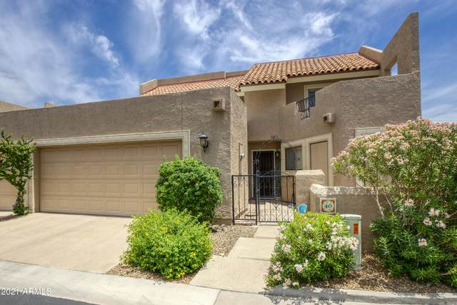 5812 N 12TH Street #40, Phoenix, AZ 85014 (MLS #6245122) :: Yost Realty Group at RE/MAX Casa Grande