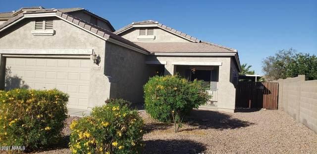 18268 N Toya Street, Maricopa, AZ 85138 (MLS #6245133) :: Midland Real Estate Alliance