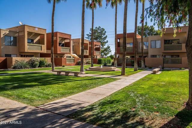 3500 N Hayden Road #2105, Scottsdale, AZ 85251 (MLS #6245153) :: Keller Williams Realty Phoenix