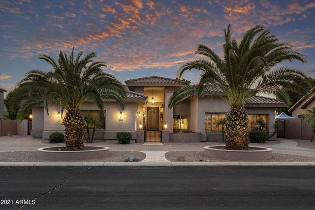 6438 W John Cabot Road, Glendale, AZ 85308 (MLS #6245177) :: The Riddle Group