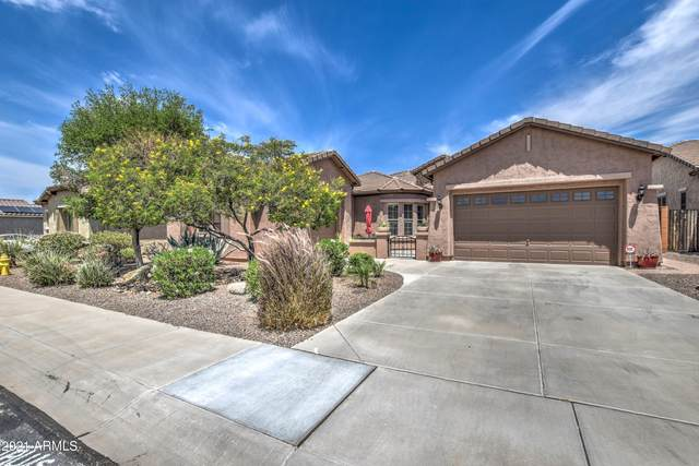 20103 N 259TH Avenue, Buckeye, AZ 85396 (MLS #6245182) :: Long Realty West Valley
