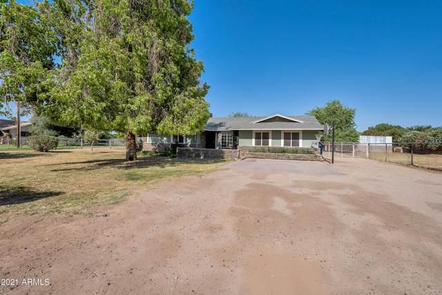 21717 S 158TH Street, Gilbert, AZ 85298 (MLS #6245183) :: Conway Real Estate
