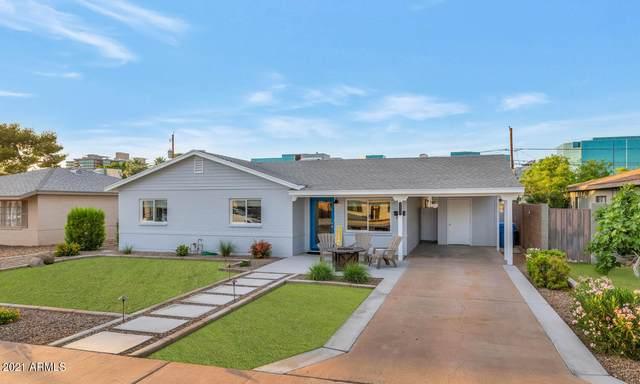 2520 E Coolidge Street, Phoenix, AZ 85016 (MLS #6245206) :: Nate Martinez Team