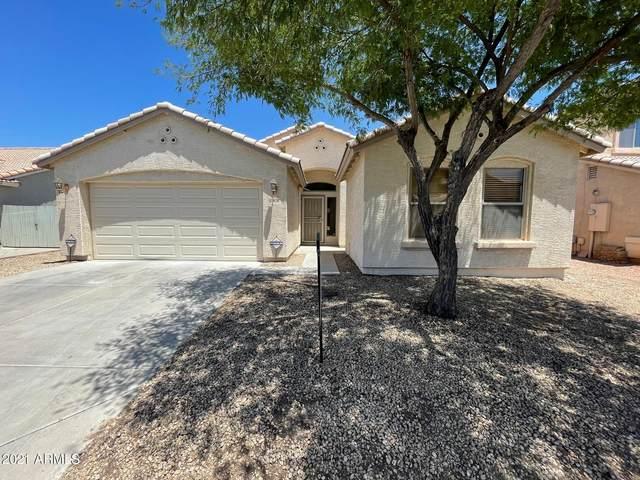 9138 W Mackenzie Drive, Phoenix, AZ 85037 (MLS #6245251) :: Yost Realty Group at RE/MAX Casa Grande