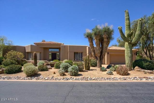 7430 E Thorntree Drive, Scottsdale, AZ 85266 (MLS #6245288) :: Scott Gaertner Group