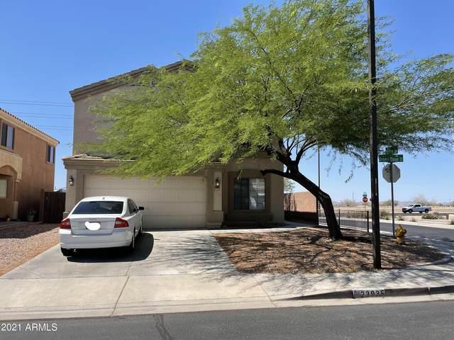 23935 W Desert Bloom Street, Buckeye, AZ 85326 (MLS #6245310) :: Yost Realty Group at RE/MAX Casa Grande