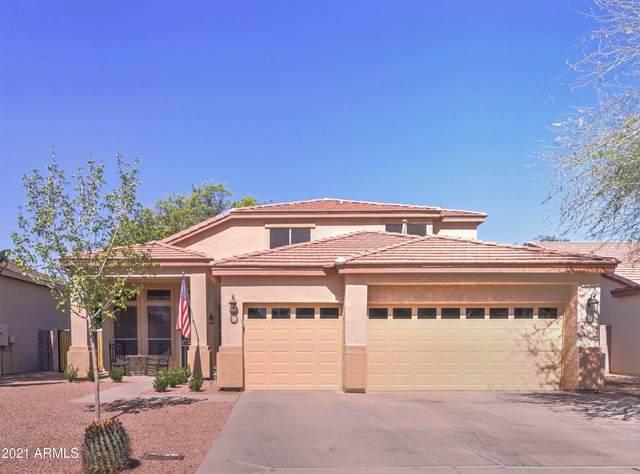 450 N Merino, Mesa, AZ 85205 (MLS #6245338) :: Yost Realty Group at RE/MAX Casa Grande