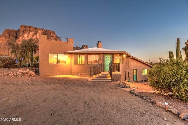 6013 E Lost Dutchman Boulevard, Apache Junction, AZ 85119 (MLS #6245377) :: Yost Realty Group at RE/MAX Casa Grande