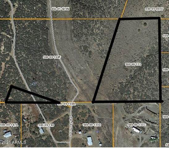 6117 S Country Road, Mayer, AZ 86333 (MLS #6245381) :: Power Realty Group Model Home Center