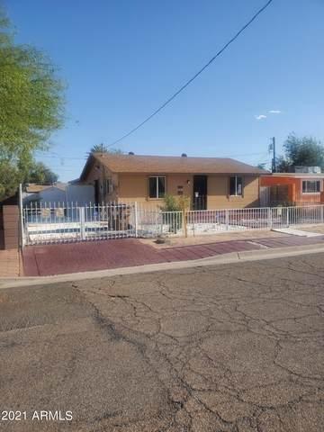 103 E 7TH Street, Eloy, AZ 85131 (MLS #6245385) :: Long Realty West Valley