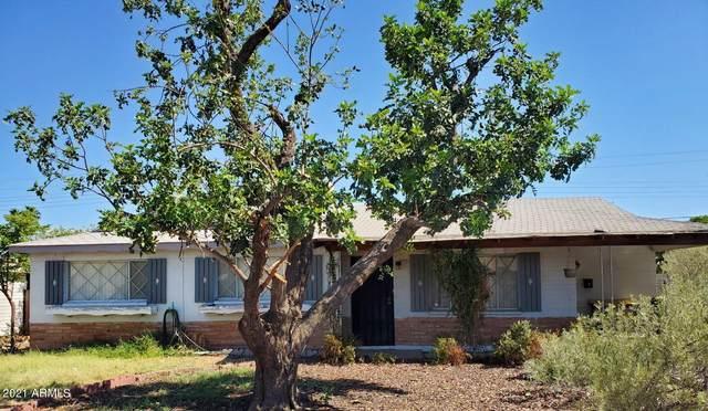 6907 E Willetta Street, Scottsdale, AZ 85257 (MLS #6245391) :: Midland Real Estate Alliance