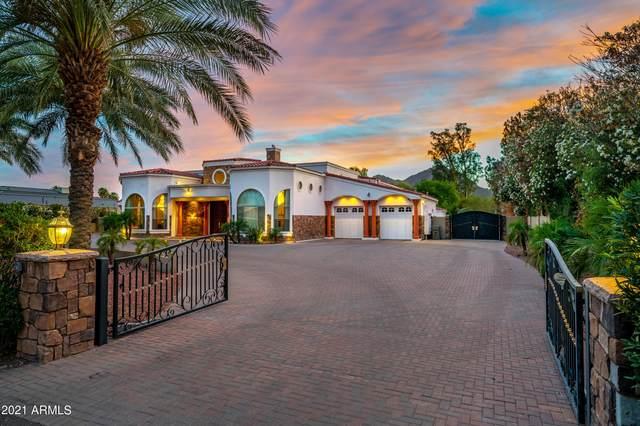 5518 N Quail Place, Paradise Valley, AZ 85253 (MLS #6245392) :: Selling AZ Homes Team