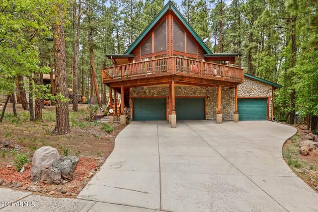 3311 S Gillenwater Drive, Flagstaff, AZ 86005 (MLS #6245400) :: Klaus Team Real Estate Solutions