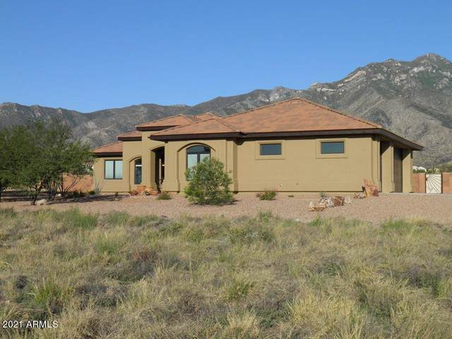 6063 E Molly Drive, Hereford, AZ 85615 (MLS #6245418) :: The Garcia Group