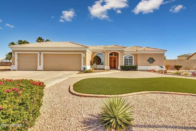 2518 E Hermosa Vista Drive, Mesa, AZ 85213 (MLS #6245436) :: Yost Realty Group at RE/MAX Casa Grande