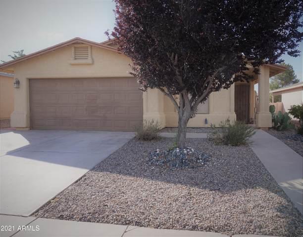4539 Territorial Loop, Sierra Vista, AZ 85635 (MLS #6245440) :: Hurtado Homes Group