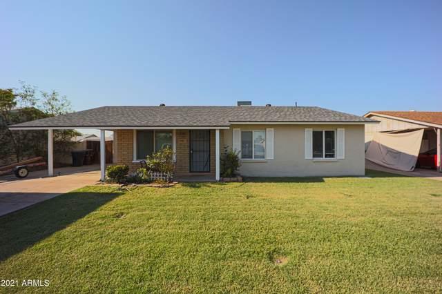 7406 W Beryl Avenue, Peoria, AZ 85345 (MLS #6245465) :: The Bole Group | eXp Realty