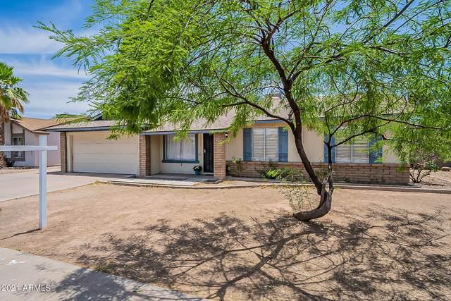 543 W Flower Avenue, Mesa, AZ 85210 (MLS #6245496) :: Yost Realty Group at RE/MAX Casa Grande