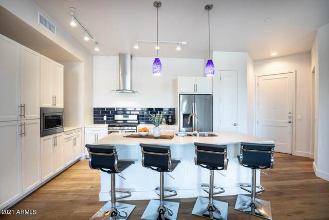 3131 N Central Avenue #6003, Phoenix, AZ 85012 (MLS #6245502) :: Jonny West Real Estate