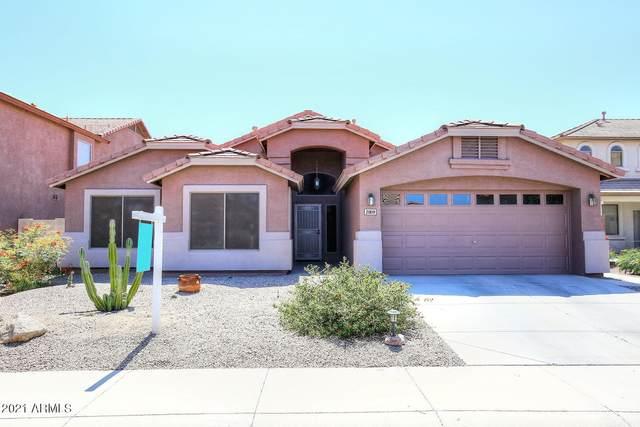 21819 N Backus Drive, Maricopa, AZ 85138 (MLS #6245503) :: Yost Realty Group at RE/MAX Casa Grande