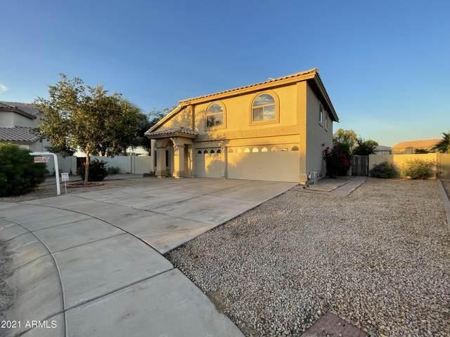 6443 N 77TH Drive, Glendale, AZ 85303 (MLS #6245504) :: Yost Realty Group at RE/MAX Casa Grande