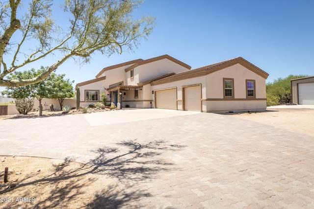 14037 E Red Bird Road, Scottsdale, AZ 85262 (MLS #6245506) :: Klaus Team Real Estate Solutions