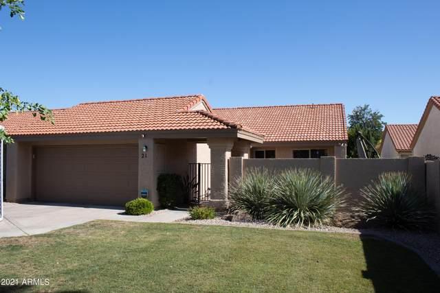 945 N Pasadena #21, Mesa, AZ 85201 (MLS #6245512) :: Yost Realty Group at RE/MAX Casa Grande