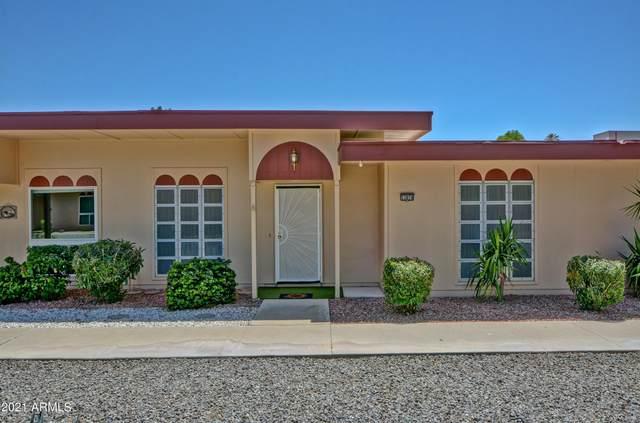 13074 N 100TH Avenue, Sun City, AZ 85351 (MLS #6245518) :: CANAM Realty Group